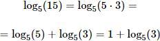 Propiedades de los logaritmos (con ejemplos y ejercicios)