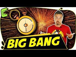 ¿Cómo y en cuánto tiempo se crearon los elementos en el Big Bang?