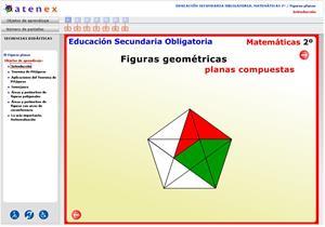 Figuras planas. Matemáticas 2º Secundaria