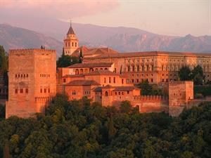 Visita virtual a la Alhambra (saudiaramcoworld.com)