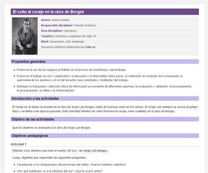 El tema del coraje en Borges