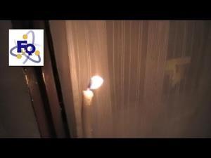 Experimentos caseros de Física: Corrientes de convección en una fría noche