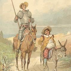 El Quijote y las Matemáticas (Luis Balbuena Castellano, Juan Emilio García Jiménez; FESPM)