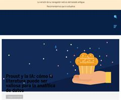 Proust y la IA: cómo la literatura puede ser valiosa para la analítica de datos. BBVA