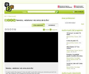 Remolcs, velòdroms i els Amics de la Bici (Edu3.cat)