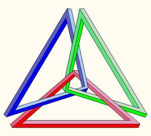 Triangulos de Miguel Angel Jorquera