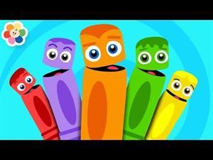 Canciones de Colores de BabyFirst TV