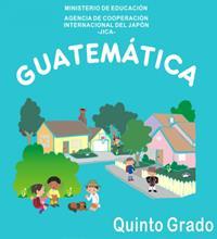 Guatemática: Cuaderno de matemáticas para 5º de Primaria