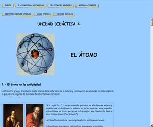 El átomo (unidad didáctica)