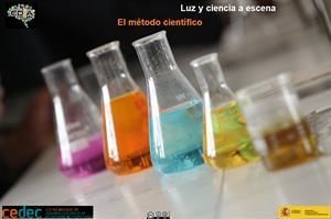 Luz y ciencia a escena. 5º Primaria  (Proyecto EDIA)