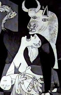 Guernica, Webquest de Bachillerato y 4º ESO