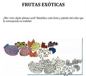 Las frutas exóticas