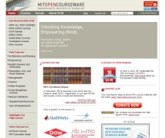 Free Online Course Materials | MIT OpenCourseWare