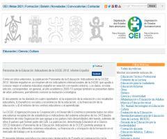 Panorama de la Educación. Indicadores de la OCDE 2012: informe Español