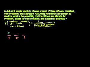 Probabilidad y eventos dependientes (Khan Academy Español)