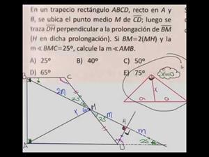 Geometría. Cuatriláteros nivel 2