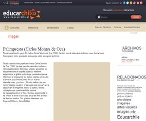 Palimpsesto (Carlos Montes de Oca) (Educarchile)