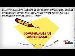 Actividad 1.1. Lectura y vídeo-creación: La innovación educativa en España