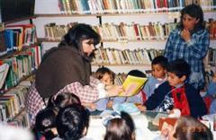 La biblioteca como núcleo de desarrollo comunitario (Una experiencia en Córdoba, Argentina) | Otra Educación