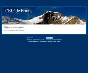 Fichas de lectoescritura del CEIP de Frions