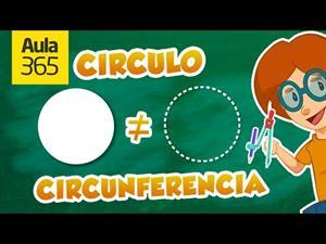 El círculo y la circunferencia. Actividades 2º ciclo de primaria