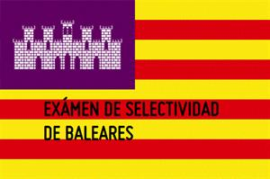 Exámenes de Selectividad de Islas Baleares