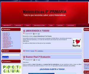 Blog: Matemáticas 6º PRIMARIA.- Dácil González Martel