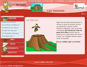 Los volcanes. Aprende y experimenta