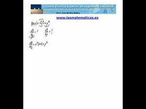 Derivadas parciales de una función de dos variables