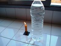 Experimentos de Niños: Apagar una vela
