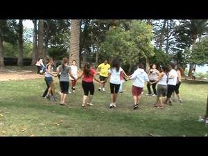 Xasapia, danza de Grecia -Escuela Oficial de Tiempo Libre, Santander 2011-
