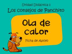 Ola de Calor (Ficha de apoyo). Los consejos de panchito
