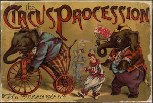 The circus procession (International Children's Digital Library)
