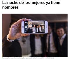 GNOSS nominada a los Premios Web Riojanos en la categoría de mejor proyecto web