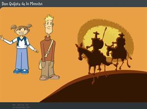 Don Quijote de la Mancha (La Calesa)