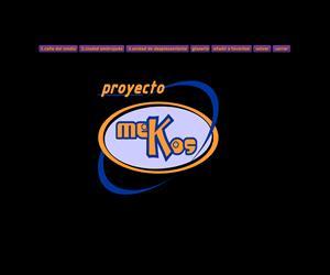 Proyecto Mekos. Aprender a ver televisión. Cine, radio, prensa. Alumnos de todos los ciclos de primaria.