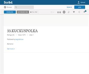 Kuckuspolka, ficha de la danza austriaca