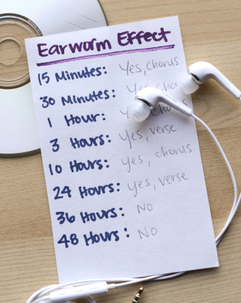 Is the Earworm Effect Real?