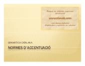 Accentuació en català