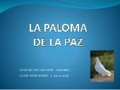 CUENTO - LA PALOMA DE LA PAZ