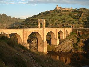 Puente romano de Alcántara