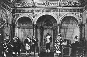 Un teatro infantil para recuperar la inocencia del arte en Teatro fantástico de Jacinto Benavente