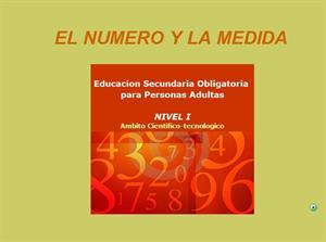 El número y la medida
