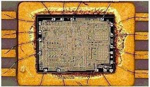 Infografía: La evolución de los microprocesadores