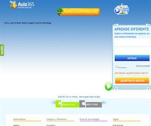 Aula365: red social para niños al estilo Second Life. Educación colaborativa