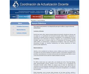 Material Didáctico del Centro Nacional de Educación Química