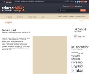 William Kidd (Educarchile)