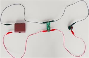 Experimento A1. Circuito eléctrico sencillo. Experimento de electricidad para niños de 8 a 12 años. (Instrucciones para el profesorado)