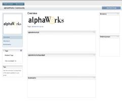 alphaWorks : IBM Integrated Ontology Development Toolkit (IODT). Overview