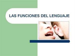 Funciones del lenguaje 3º ESO (IES Miguel Catalán)